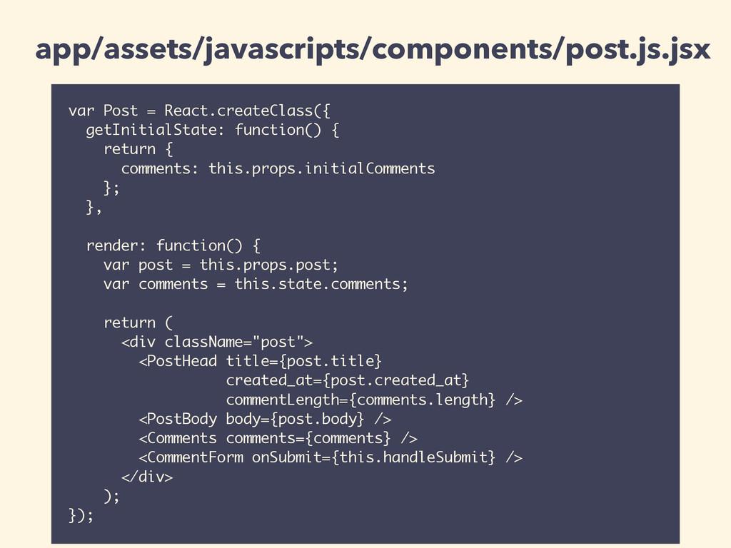 app/assets/javascripts/components/post.js.jsx v...