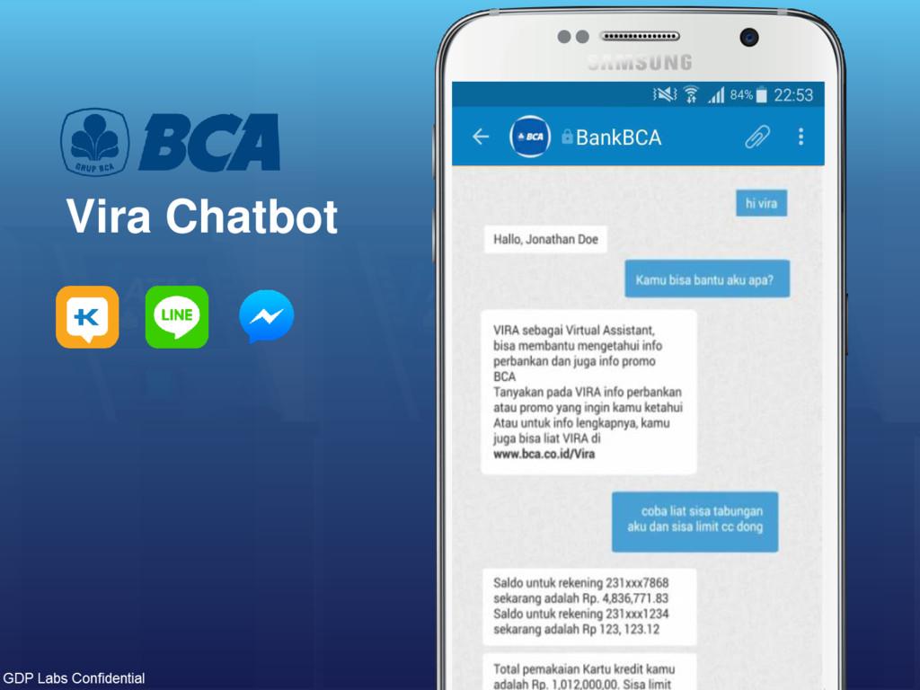Vira Chatbot