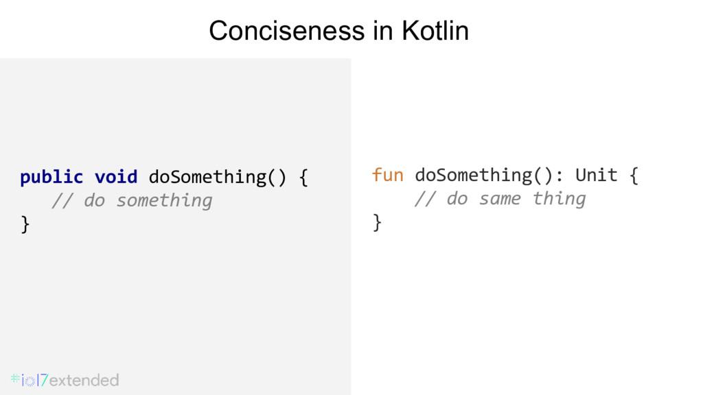 public void doSomething() { // do something } f...