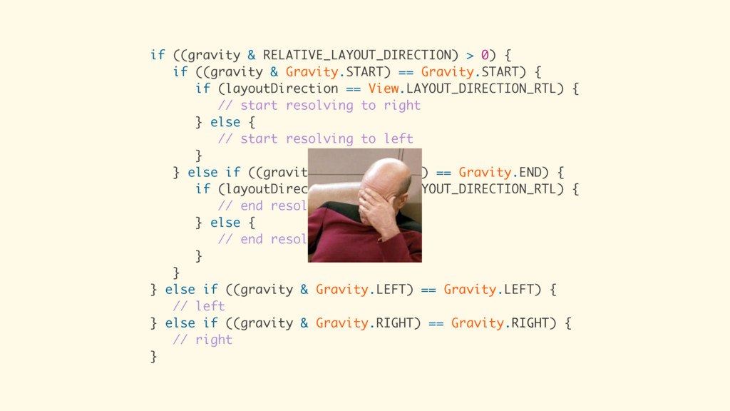 if ((gravity & RELATIVE_LAYOUT_DIRECTION) > 0) ...