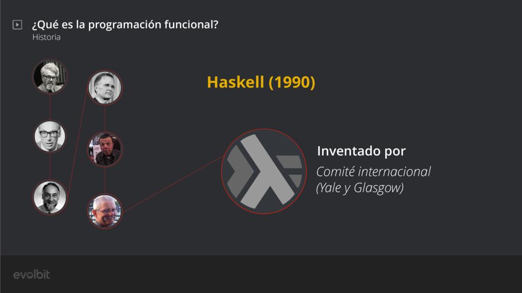 ¿Qué es la programación funcional? Historia Com...