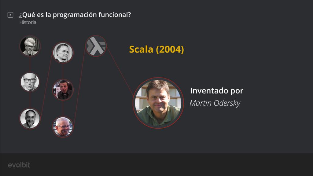 ¿Qué es la programación funcional? Historia Mar...