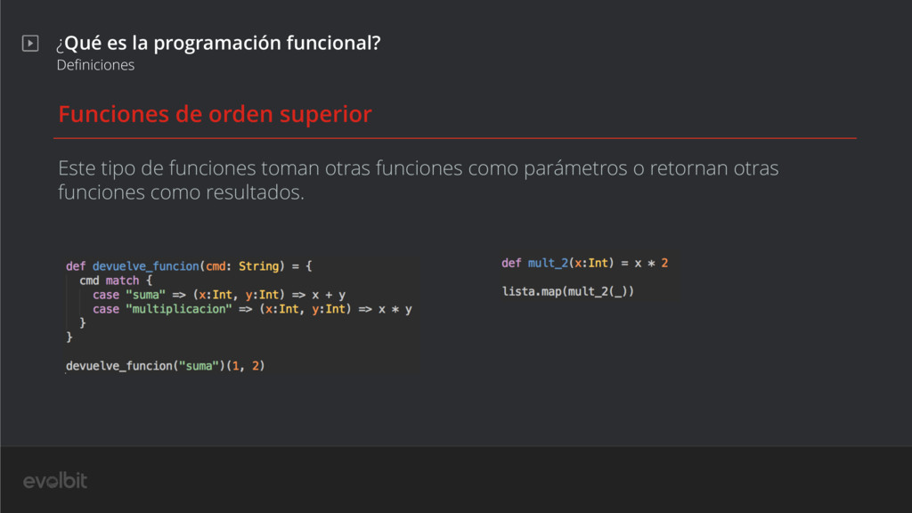 ¿Qué es la programación funcional? Definiciones ...