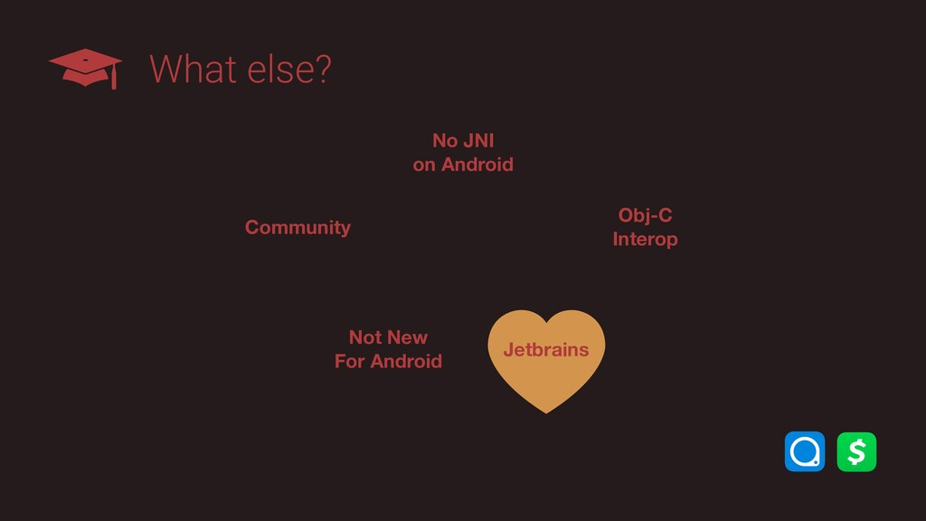 What else? No JNI on Android Obj-C Interop Not...