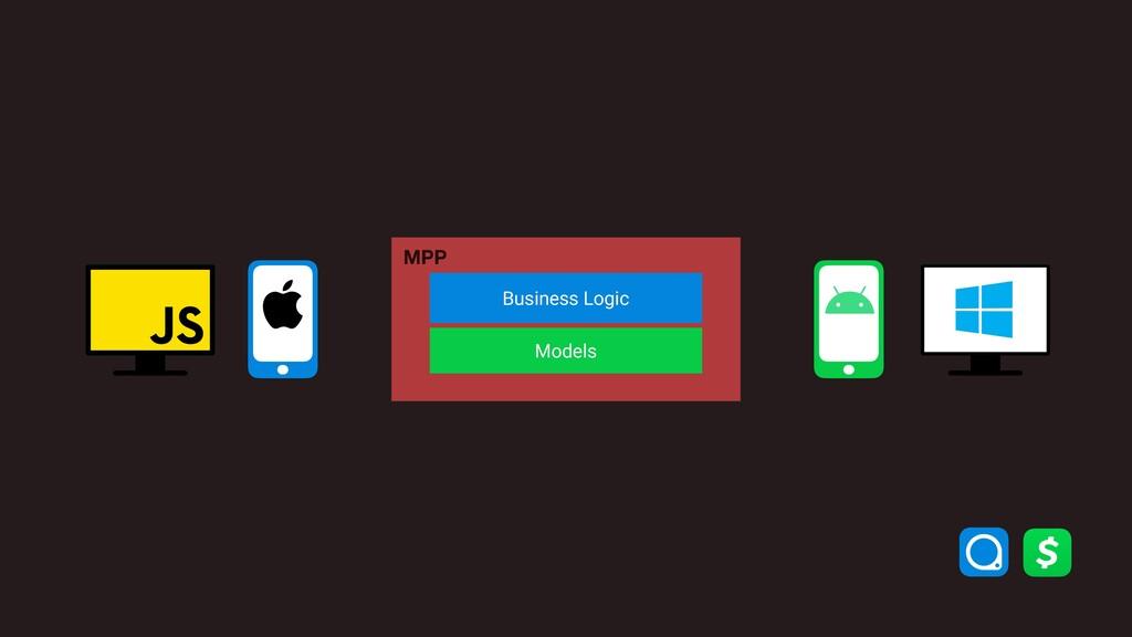 MPP Business Logic Models
