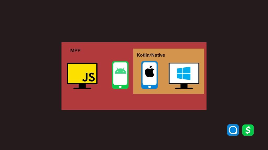 MPP Kotlin/Native