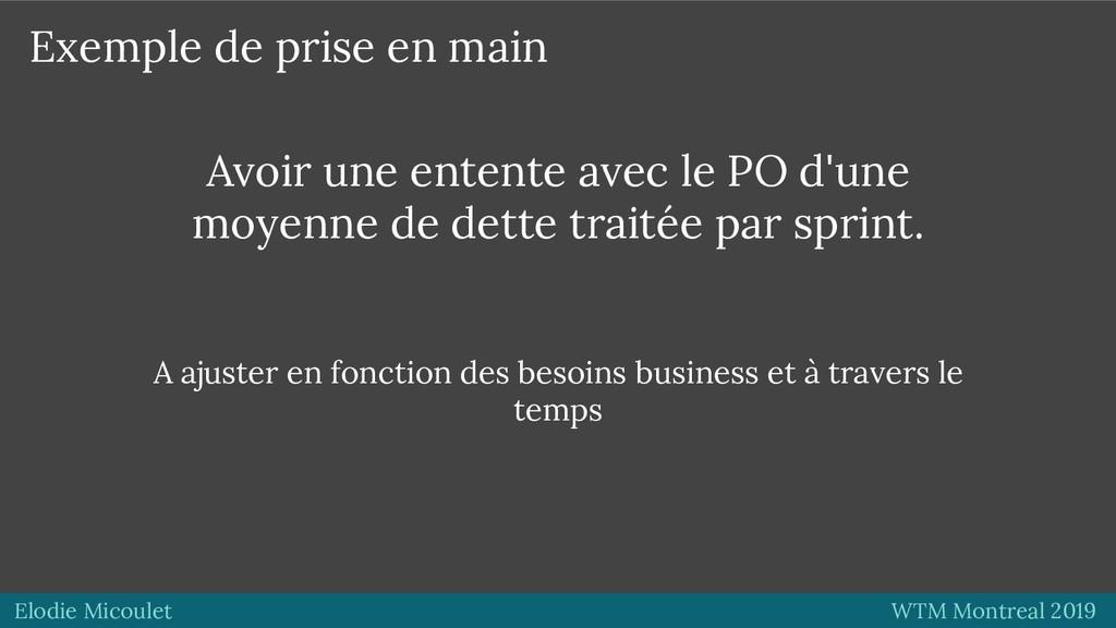 Elodie Micoulet WTM Montreal 2019 Avoir une ent...