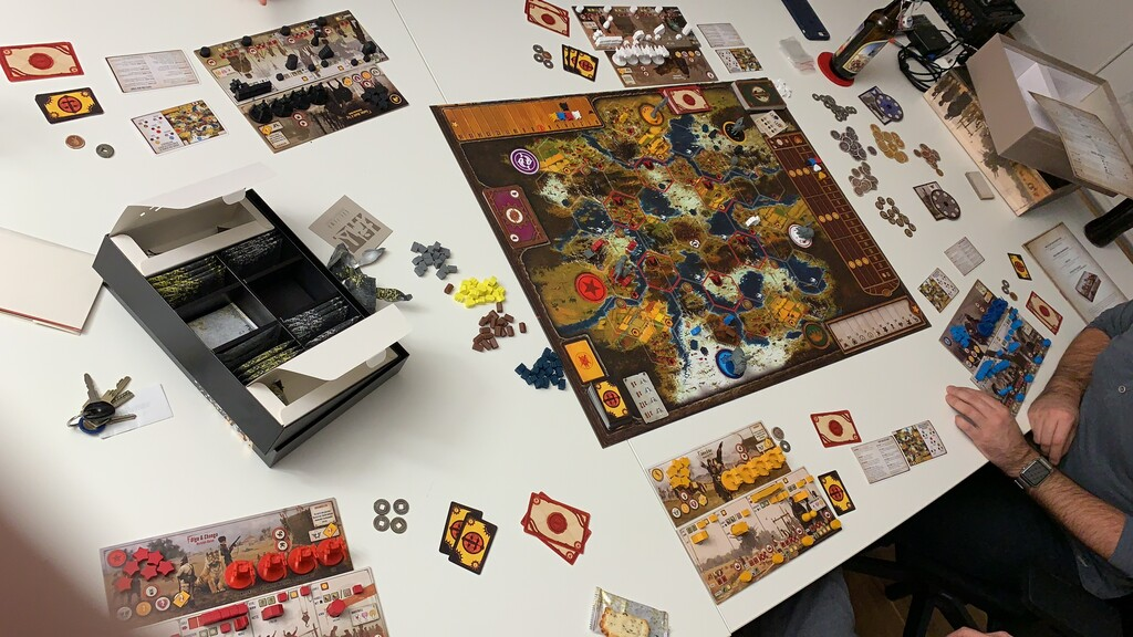• A little application to manage boardgames • A...
