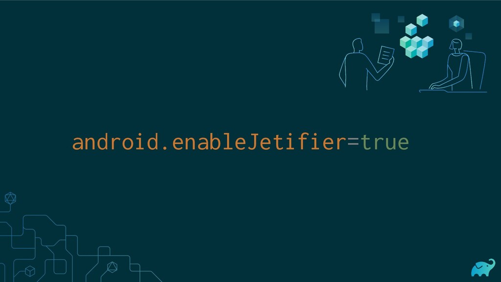 android.enableJetifier=true
