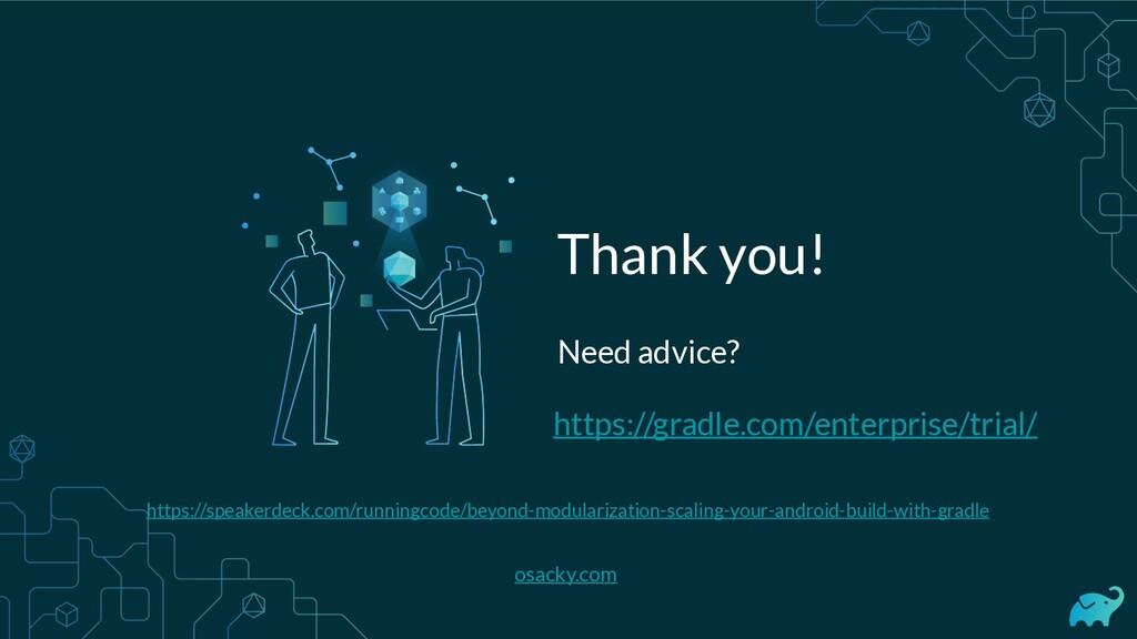 Thank you! Need advice? osacky.com https://grad...