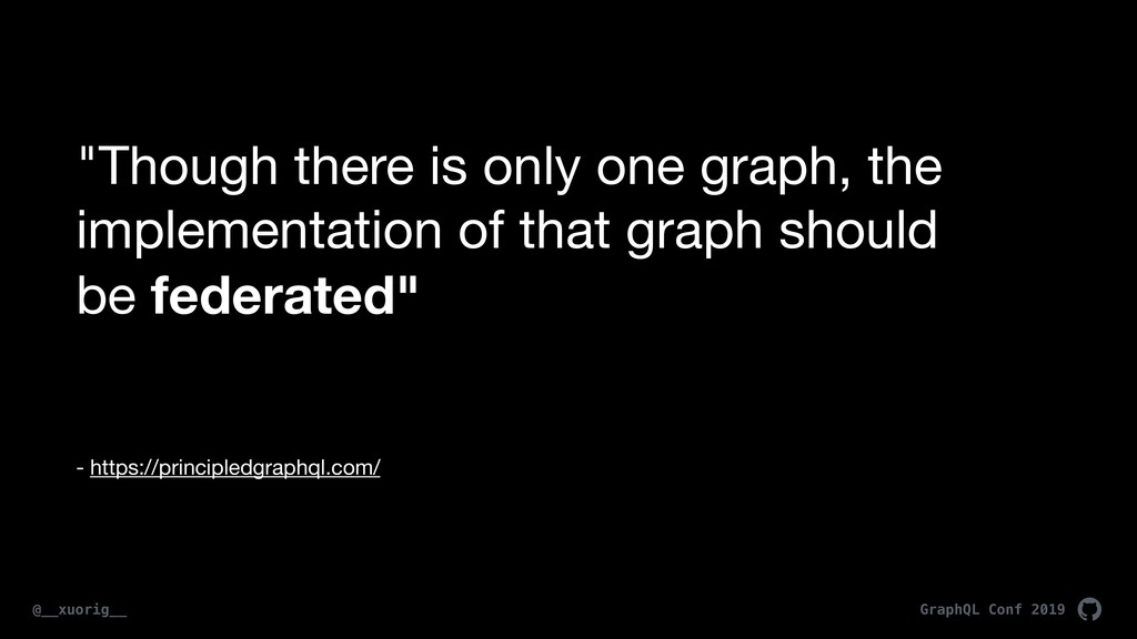 """Though there is only one graph, the implementa..."