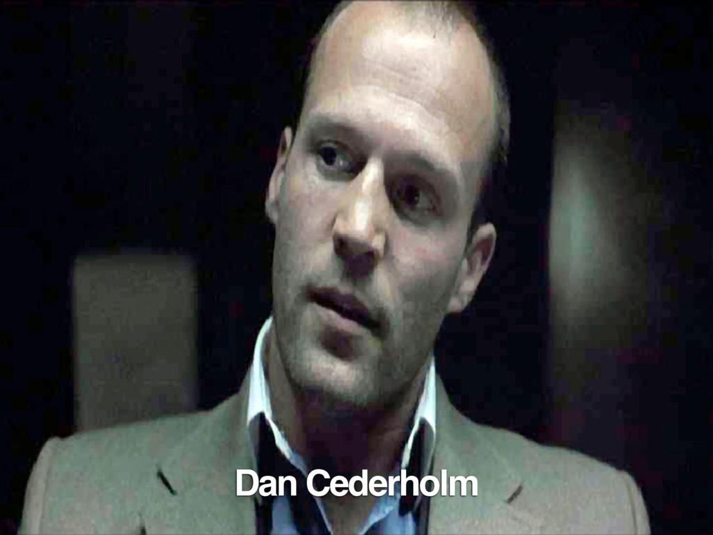 Dan Cederholm