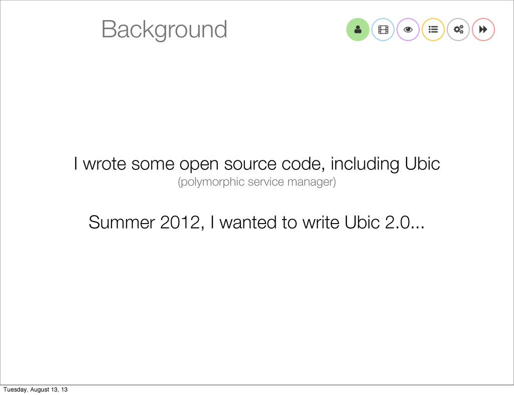 Background I wrote some open source code, inclu...