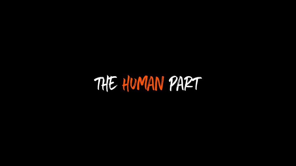 the human part