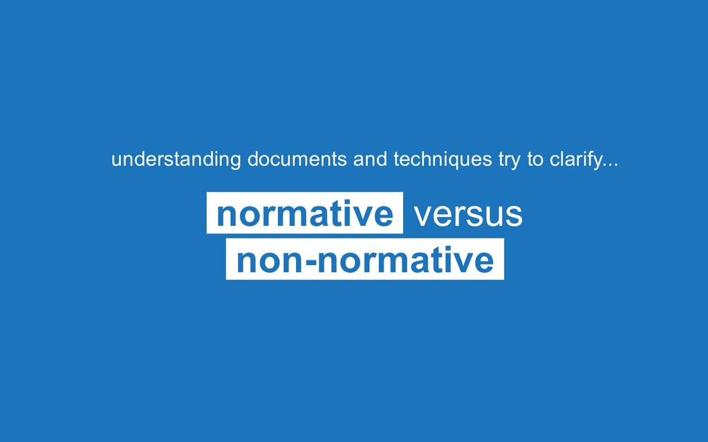 understanding documents and techniques try to c...