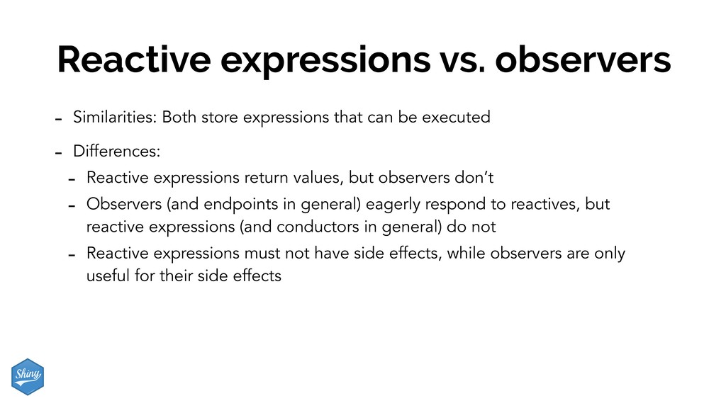 Reactive expressions vs. observers - Similariti...