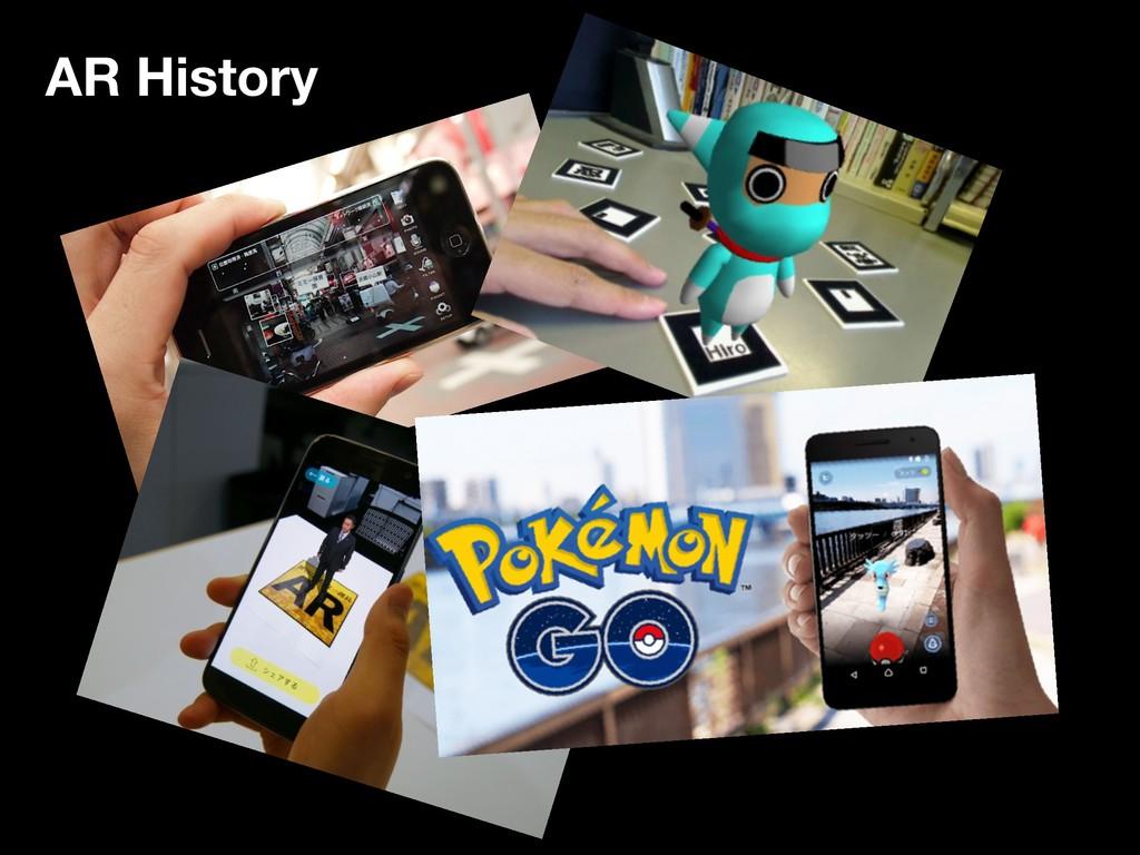AR History