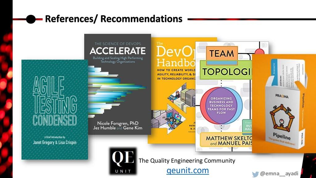 The Quality Engineering Community qeunit.com @e...