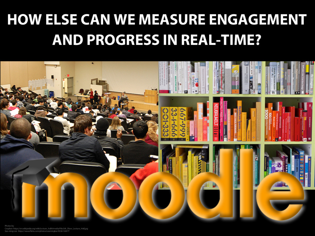 HOW ELSE CAN WE MEASURE ENGAGEMENT AND PROGRESS...