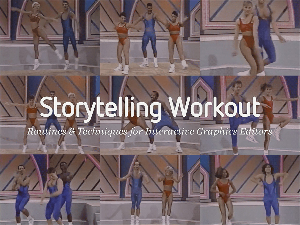 Storytelling Workout Routines & Techniques for ...