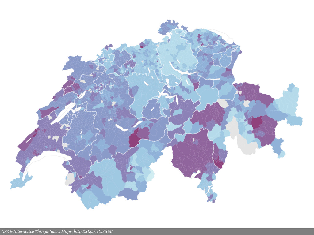 NZZ & Interactive Things: Swiss Maps, http://ix...