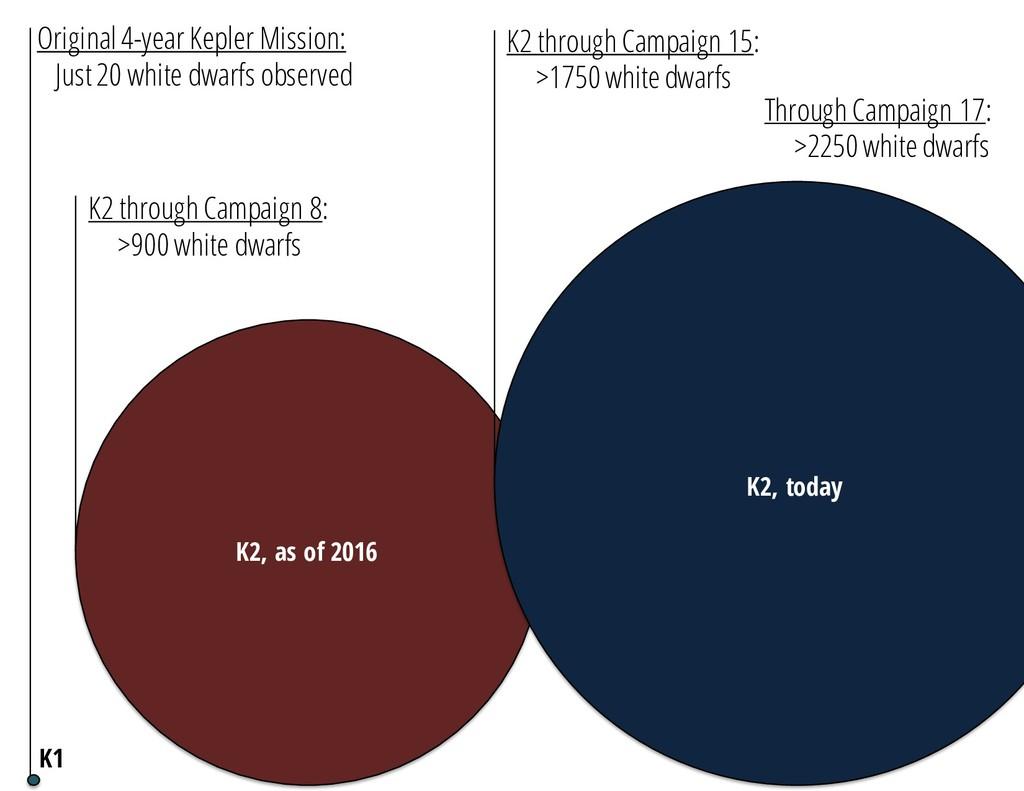 Original 4-year Kepler Mission: Just 20 white d...