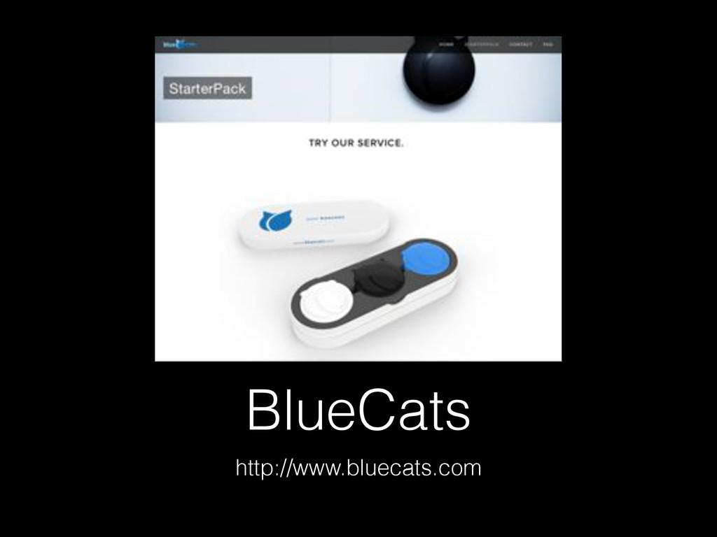 BlueCats http://www.bluecats.com