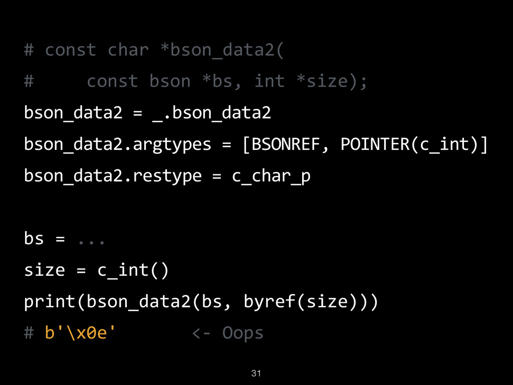 31 #  const  char  *bson_data2(   #          co...