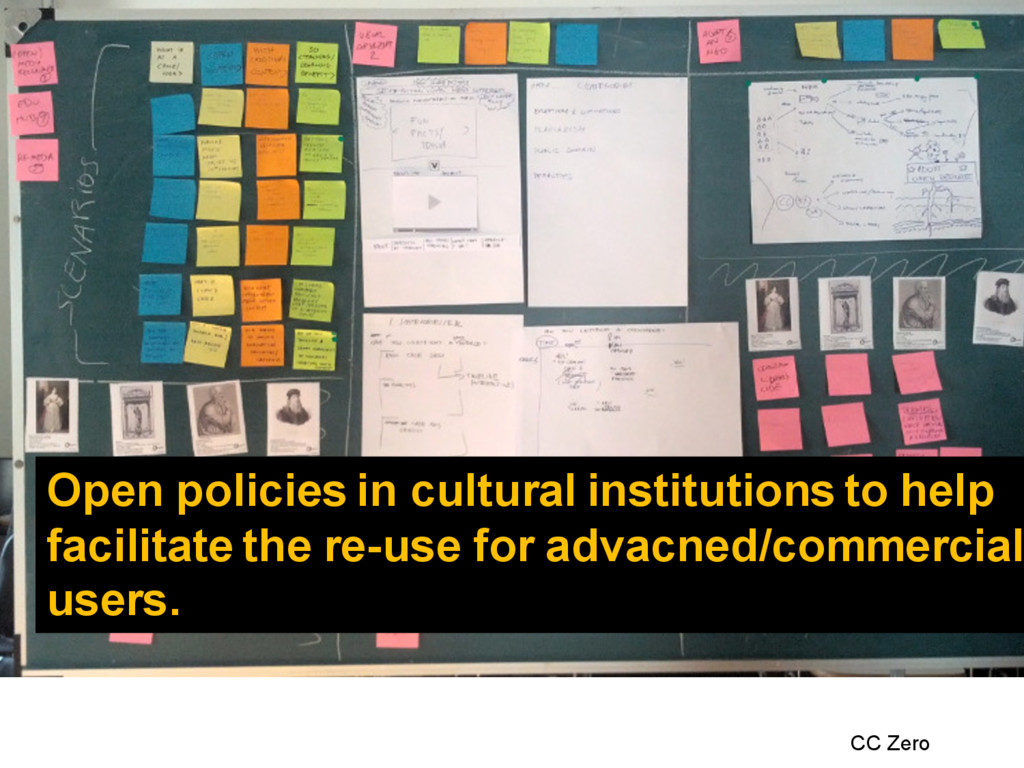 CC Zero Open policies in cultural institutions ...