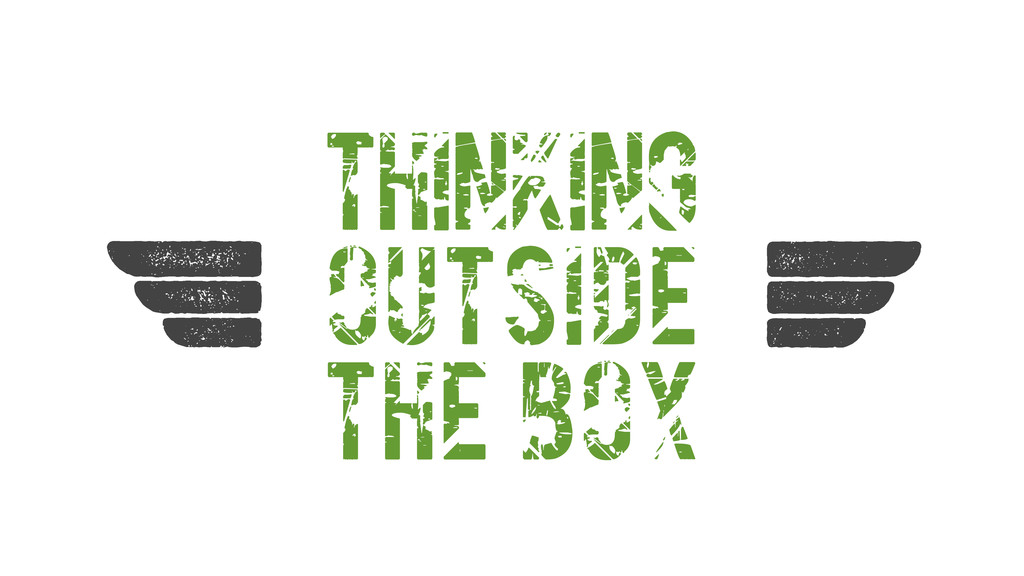 ThinkinG - = outside The box