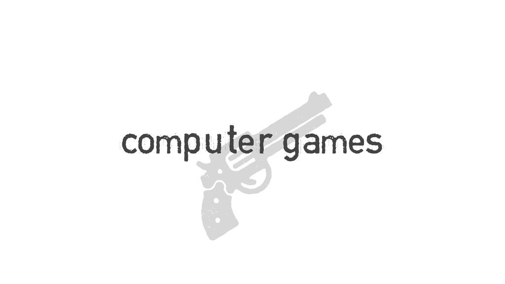 c computer games