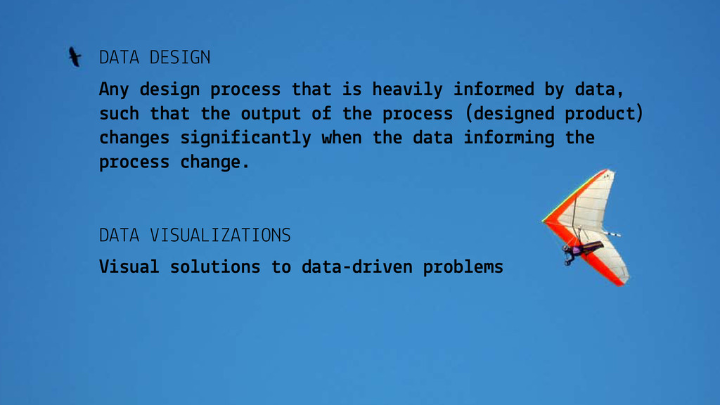 13 DATA DESIGN Any design process that is heavi...