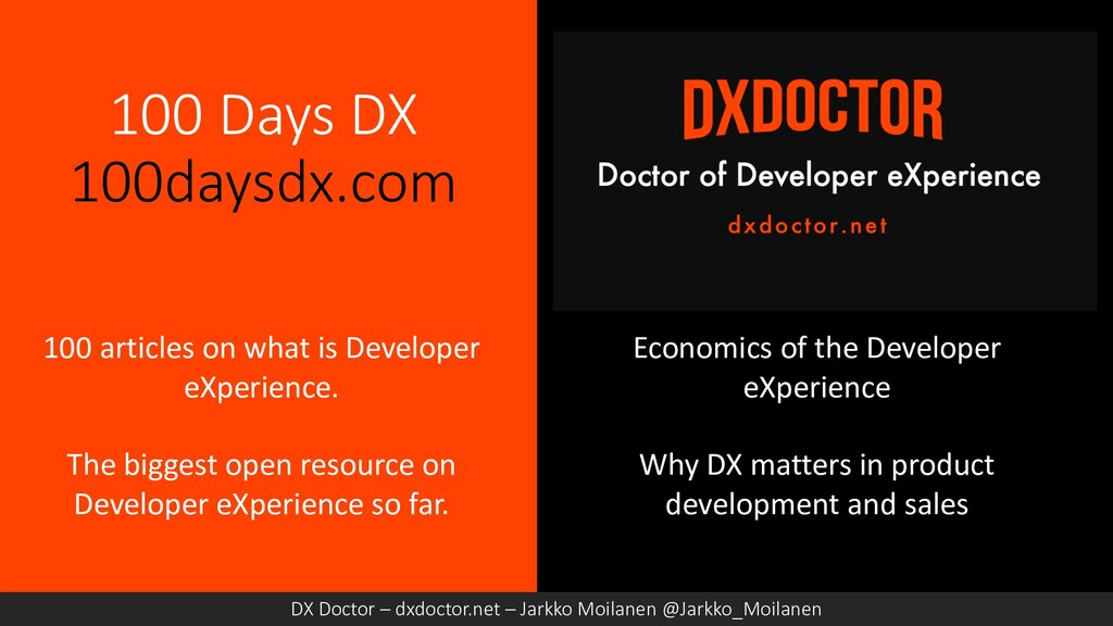 100 Days DX 100daysdx.com DX Doctor – dxdoctor....