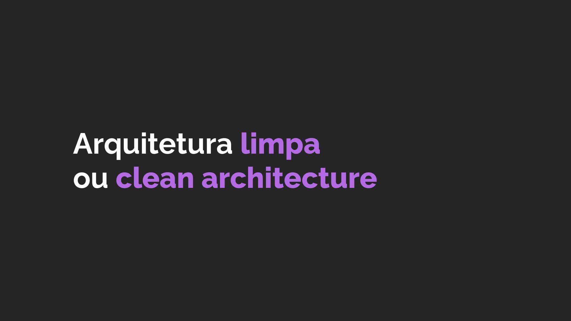 a arquitetura de software é uma disciplina impo...