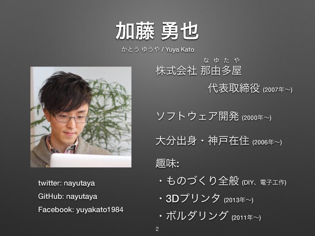 Ճ౻ ༐ 2 ͔ͱ͏ Ώ͏ / Yuya Kato גࣜձࣾ ಹ༝ଟ දऔక (20...