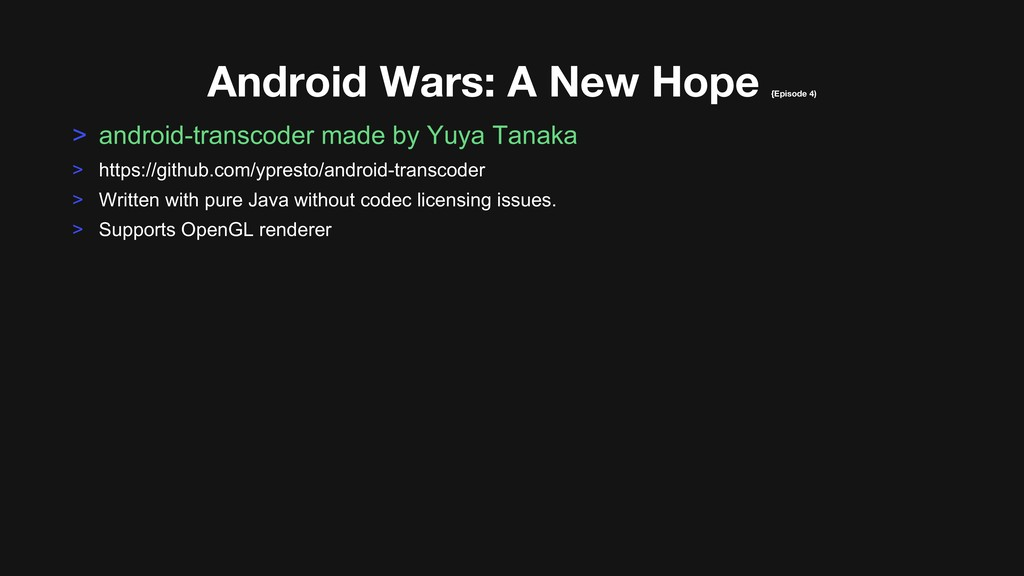 Android Wars: A New Hope {Episode 4) > android-...