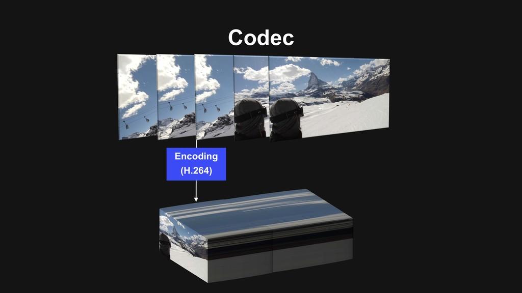Codec Encoding (H.264)