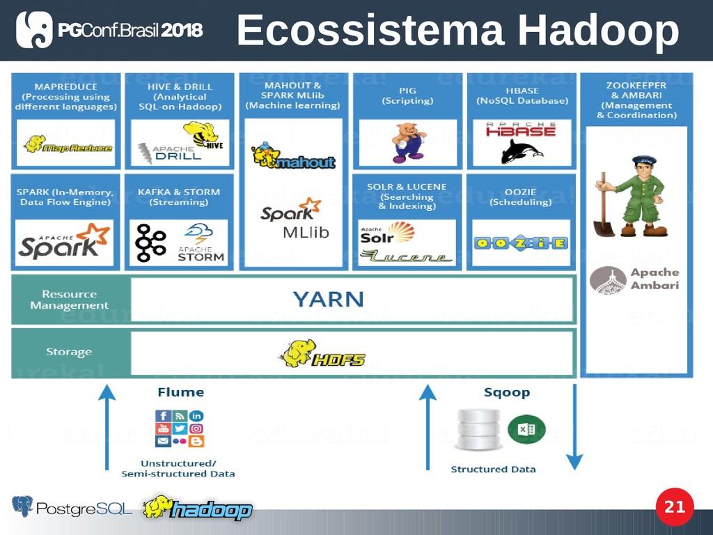 21 Ecossistema Hadoop