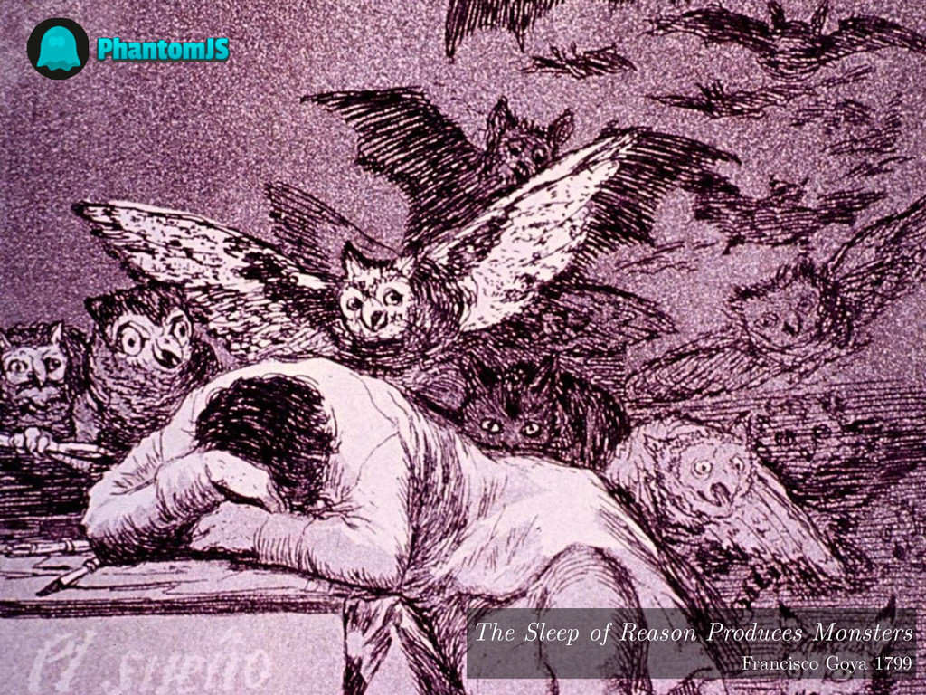 The Sleep of Reason Produces Monsters Francisc...