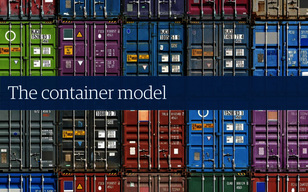 • nerdist.com The container model