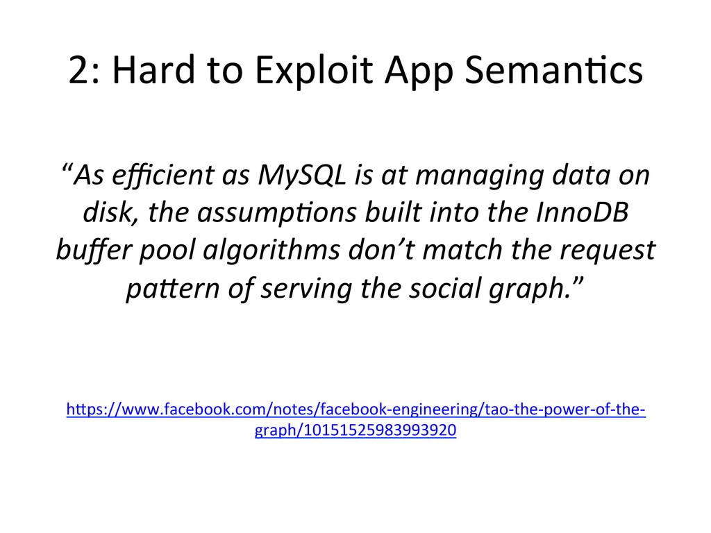2: Hard to Exploit App SemanDcs...