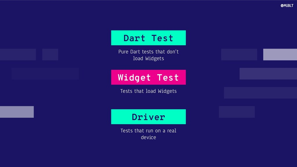 Pure Dart tests that don't load Widgets Dart Te...