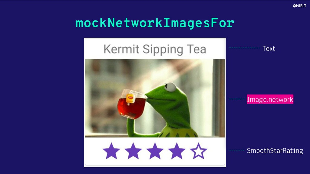 mockNetworkImagesFor Text Image.network SmoothS...