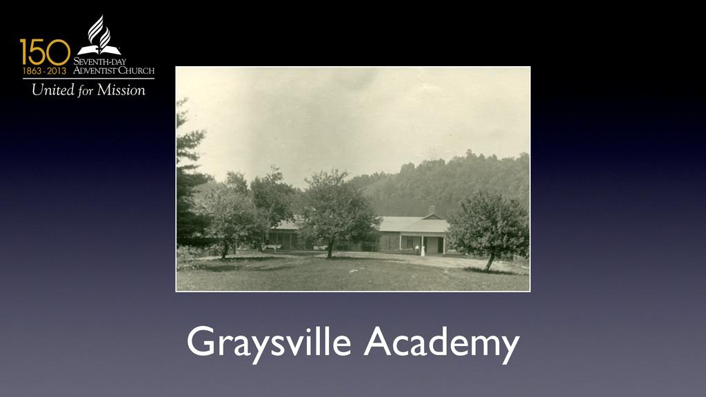 Graysville Academy