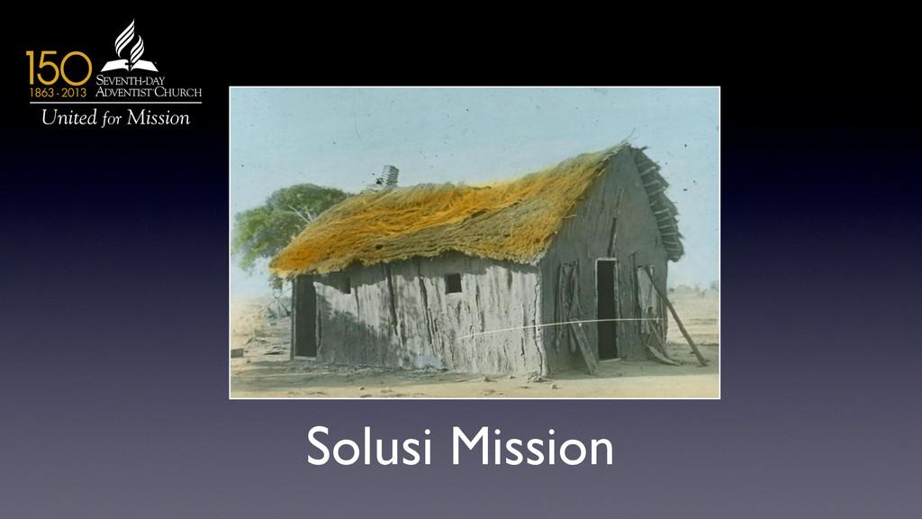 Solusi Mission