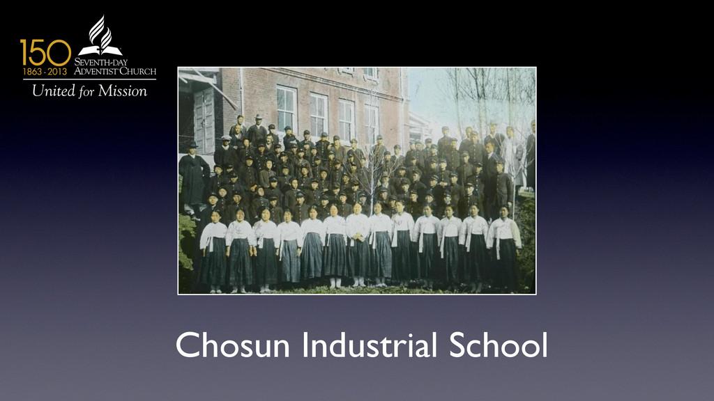 Chosun Industrial School