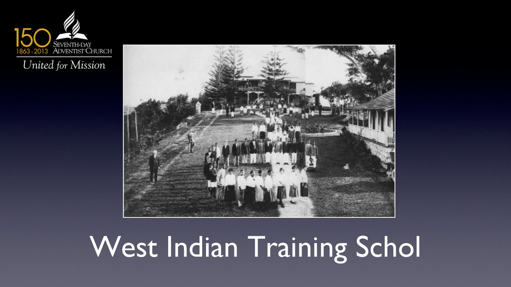 West Indian Training Schol
