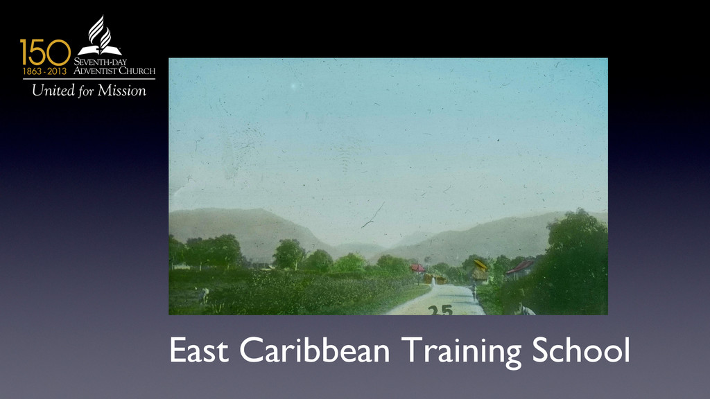 East Caribbean Training School