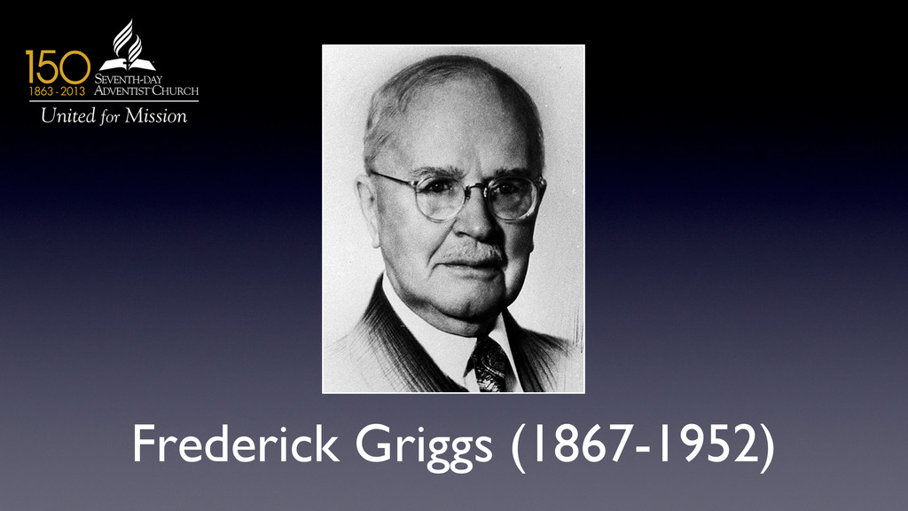 Frederick Griggs (1867-1952)