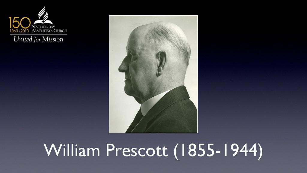 William Prescott (1855-1944)